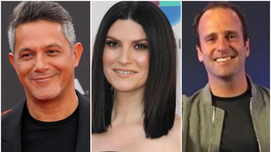 Laura Pausini, Sanz y Kramer: Los artistas que estarán en el cierre de