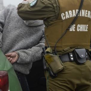 Detenido hombre que fue sorprendido violando a su madre de 80 años en Las Condes