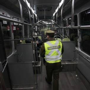 Reporte de Carabineros: Casi 3.000 personas fueron detenidas en las últimas 24 horas