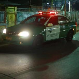 Nueva fiesta clandestina: 12 personas fueron detenidas en comuna de Lo Prado