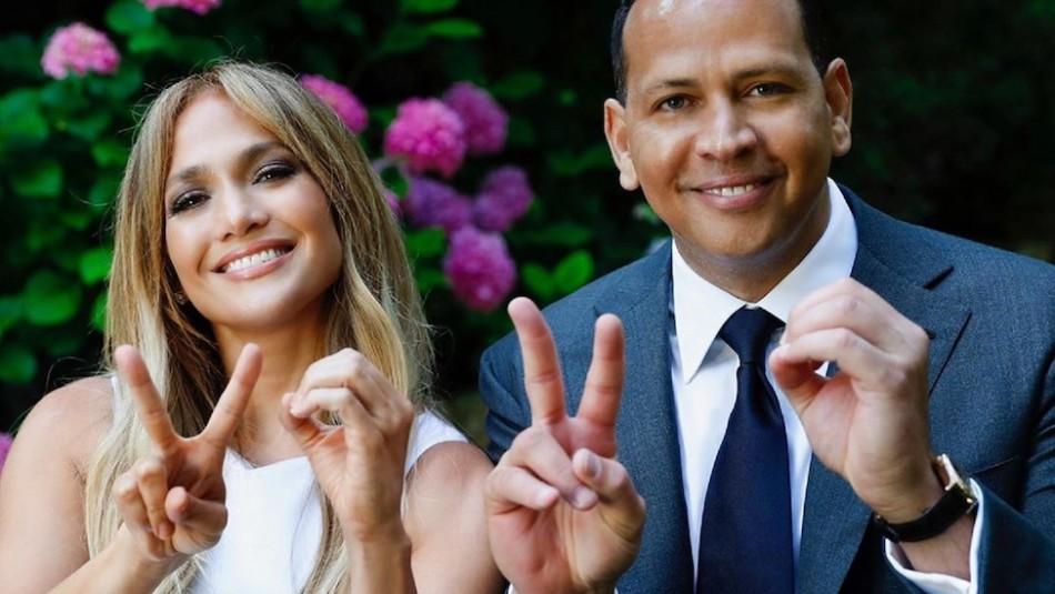 El novio de Jennifer Lopez aparece en traje de baño: Las redes vibran y la cantante se pronuncia