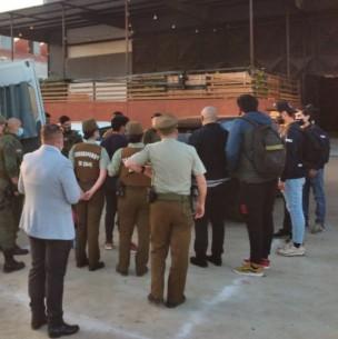 Fonda virtual en Quillota: 62 detenidos por evento musical en comuna en cuarentena