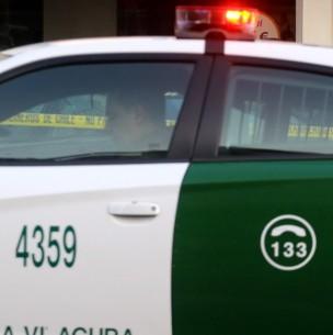 Pelea en zona de restaurantes de Vitacura terminó con una mujer golpeada por un sujeto