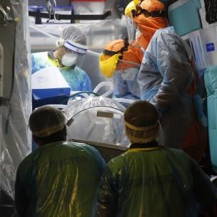 R. Metropolitana, Valparaíso y Antofagasta concentran el mayor número de muertes por coronavirus