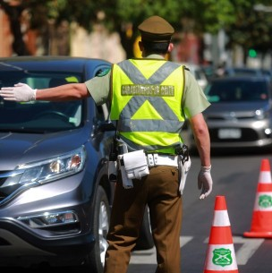 Balance de Fiestas Patrias: Se han detenido a más de 130 personas en la Región Metropolitana