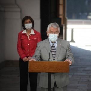 Cadem: Paris, Daza y Zúñiga son los mejores evaluados del gabinete del Presidente Piñera