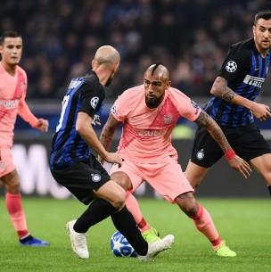 Arturo Vidal viaja a Italia y está cada vez más cerca del Inter de Alexis Sánchez