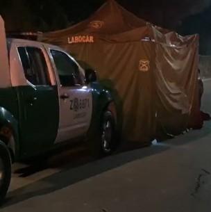 Inician investigación tras hallazgo de cadáver en Pudahuel