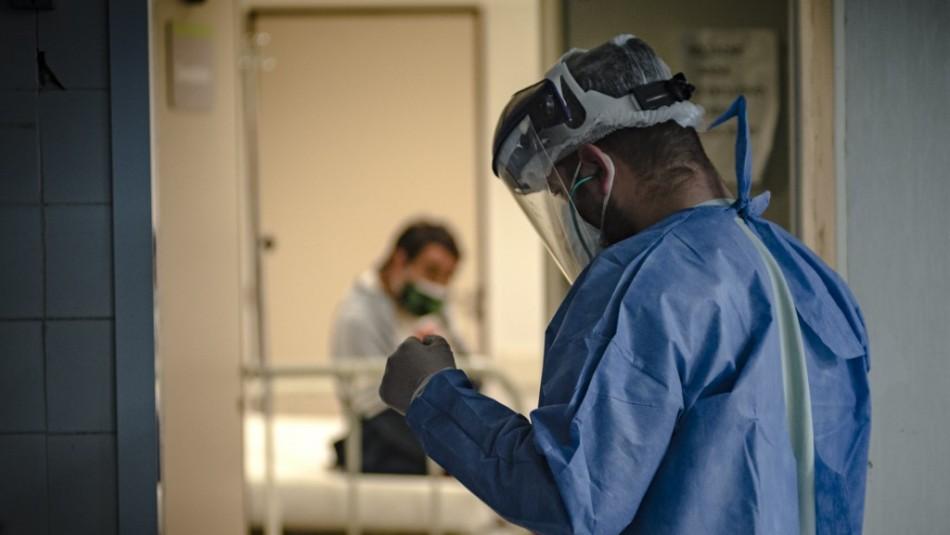Argentina alcanza la cifra más alta de muertes en un día a causa del coronavirus