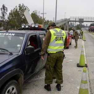 Balance Fiestas Patrias: 20 fallecidos y más de 14 mil vehículos devueltos