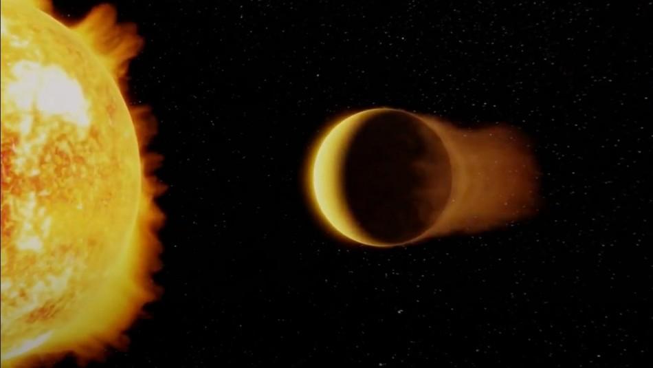 Neptuno ultra caliente: Científicos de la U. de Chile lideran hallazgo de nuevo tipo de planeta