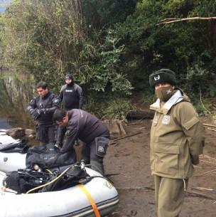 Encuentran cuerpo de joven desaparecido tras accidente en Puerto Aysén