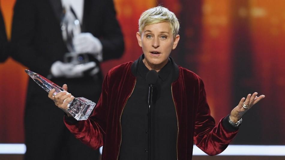 Ellen DeGeneres se disculpa por graves denuncias a su programa de TV
