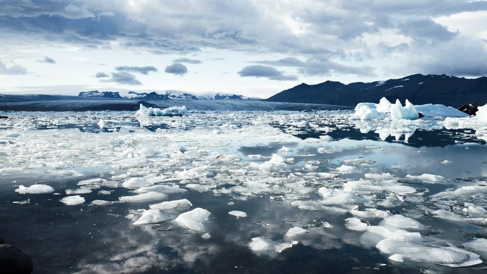 Calentamiento Global: Casquete polar ártico está en su segundo nivel más bajo de últimos 42 años