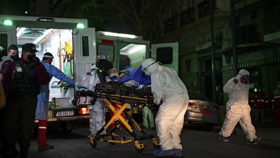 Joven de 17 años se enfrentó a su padre y lo mató de una puñalada al corazón en Argentina
