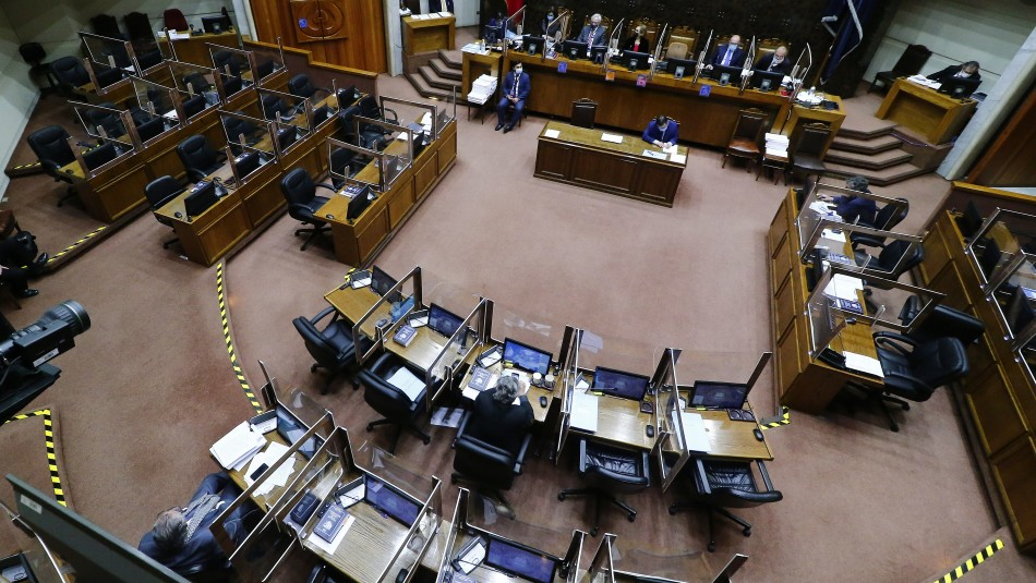 Senado aprueba por amplia mayoría