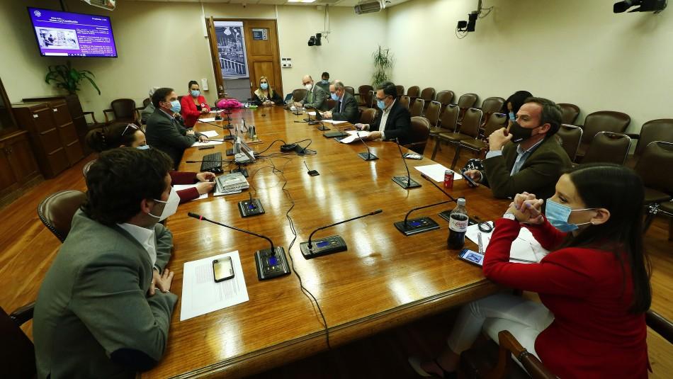 Con intervención de la ministra Zaldívar se revisaron proyectos de nuevo retiro de fondos de AFP