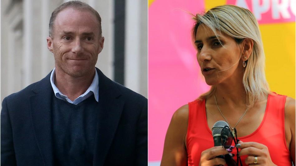 Diputado Sebastián Keitel acusa discriminación de Erika Olivera: