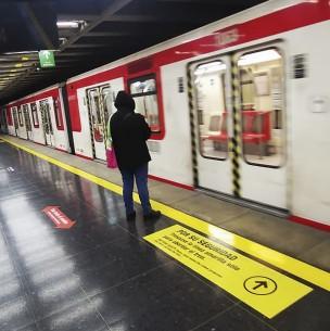 Metro suspende su servicio en parte de la Línea 1 por