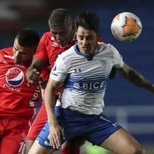 Universidad Católica empata ante Cali y complica su estadía en Copa Libertadores