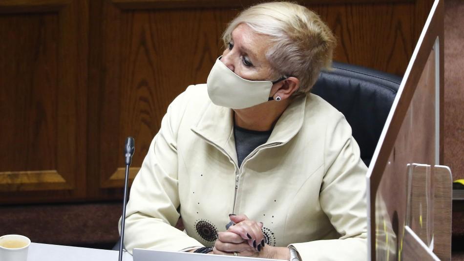Caso Ámbar Cornejo: Postergan para este jueves la votación de la AC contra jueza Donoso