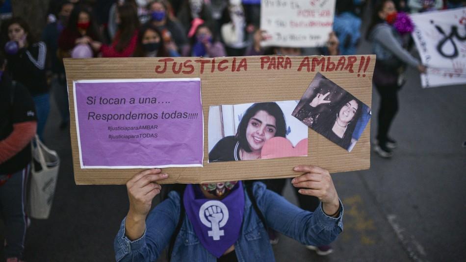 Detienen a madre de Ámbar Cornejo por su presunta participación en el homicidio