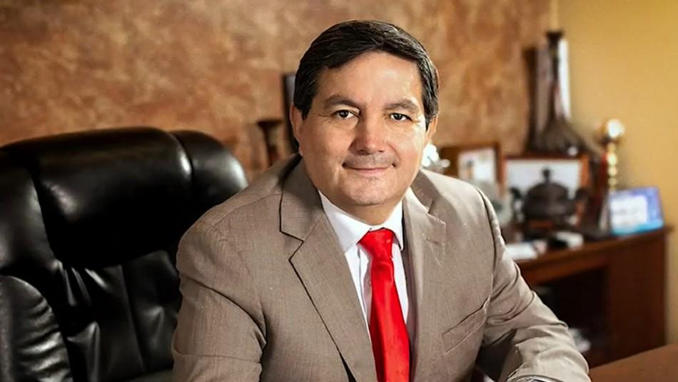 Entrevista a alcalde que arriesga destitución por vínculo narco