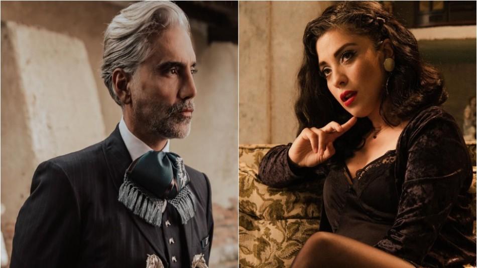 El vozarrón de Mon Laferte que deslumbra en su dueto con Alejandro Fernández