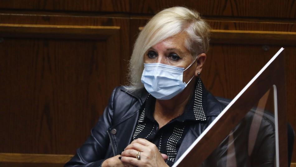 Caso Ámbar Cornejo: Se cae AC contra jueza Donoso tras rechazarse en el Senado