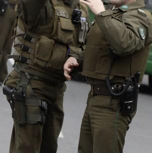 Carabinero es herido por otro uniformado que manipulaba su arma de servicio
