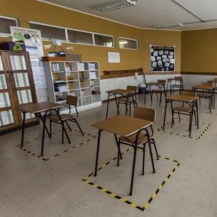 Clases: 23 colegios de la RM solicitaron volver y más de 50 escuelas de todo Chile ya regresaron