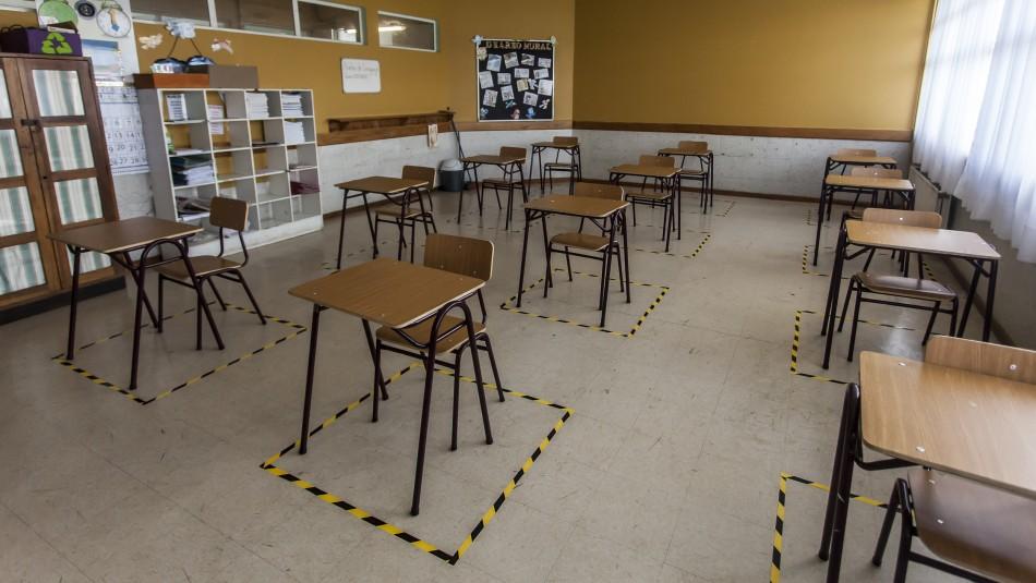Clases: 23 colegios de la RM solicitaron volver y más de 50 escuelas de  todo Chile ya regresaron - Meganoticias