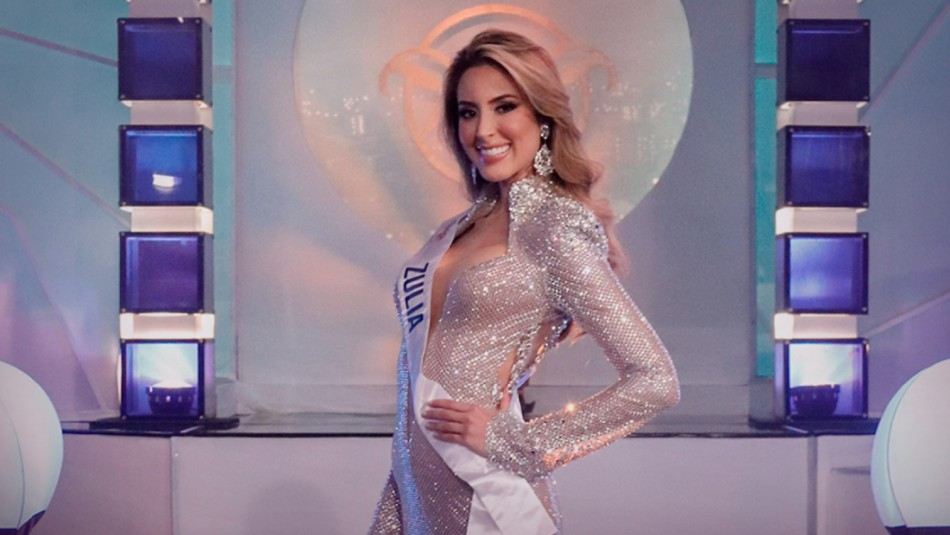 Mariángel Villasmil es la nueva Miss Venezuela 2020