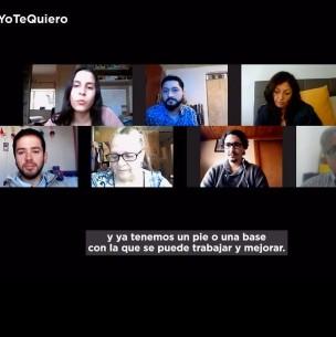 Sigue el debut en TV de la franja electoral para el Plebiscito 2020
