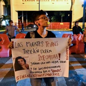 Mujer trans muere tras recibir disparo de un militar en Colombia