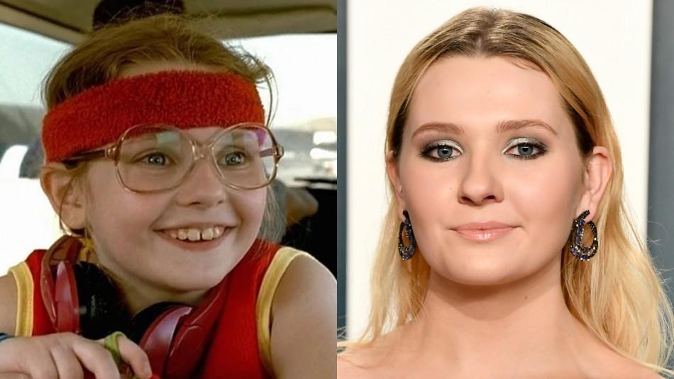Nominada a un Óscar a los 10 años: Así está hoy la niña actriz de