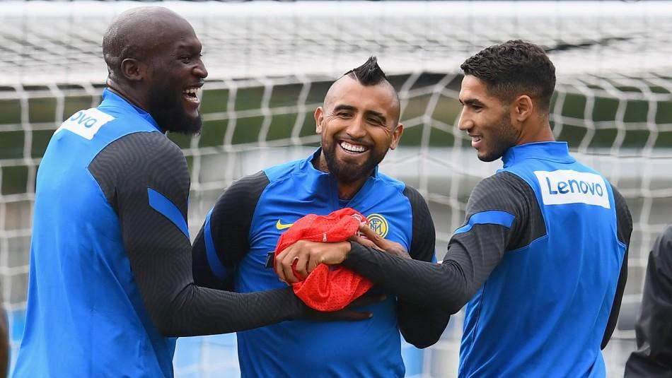 Los fichajes del Inter de Milán.