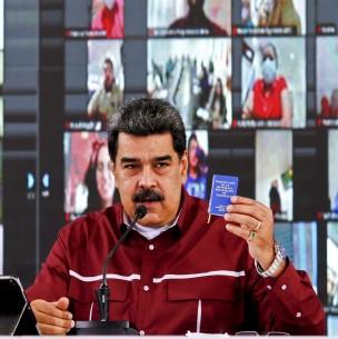 Maduro tilda de