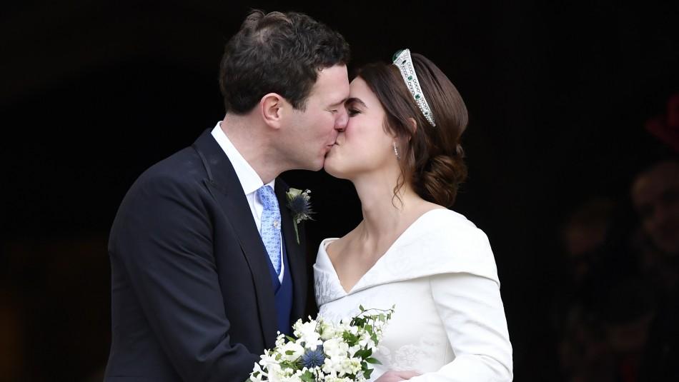 Otro bebé real en camino: Princesa Eugenia anuncia que está embarazada con un emotivo mensaje