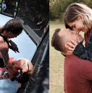 ¡A tres semanas de su boda!: Luchadora de UFC termina con la cara destrozada tras brutal nocaut