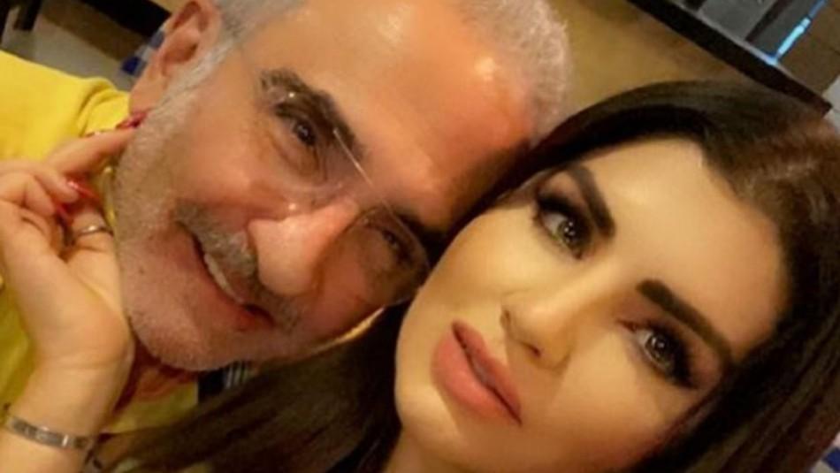 Hijo mayor de Vicente Fernández se casará con la
