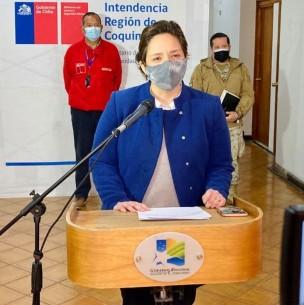 Intendenta de la Región de Coquimbo presenta su renuncia