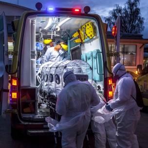 R. Metropolitana, Valparaíso y Antofagasta presentan el mayor número de muertes por coronavirus