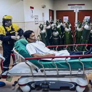 Perú supera los 800.000 casos de coronavirus