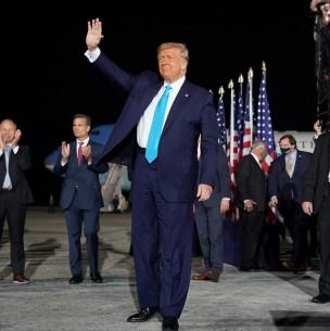 Medio reporta que Donald Trump pagó 750 dólares de impuestos el año que ganó las presidenciales