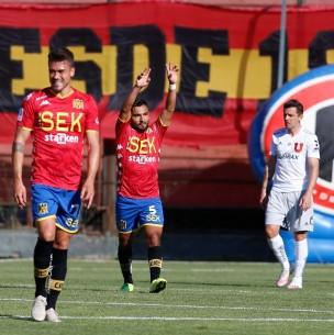 La U tropieza con Unión Española y se aleja del puntero: Revisa la tabla de posiciones