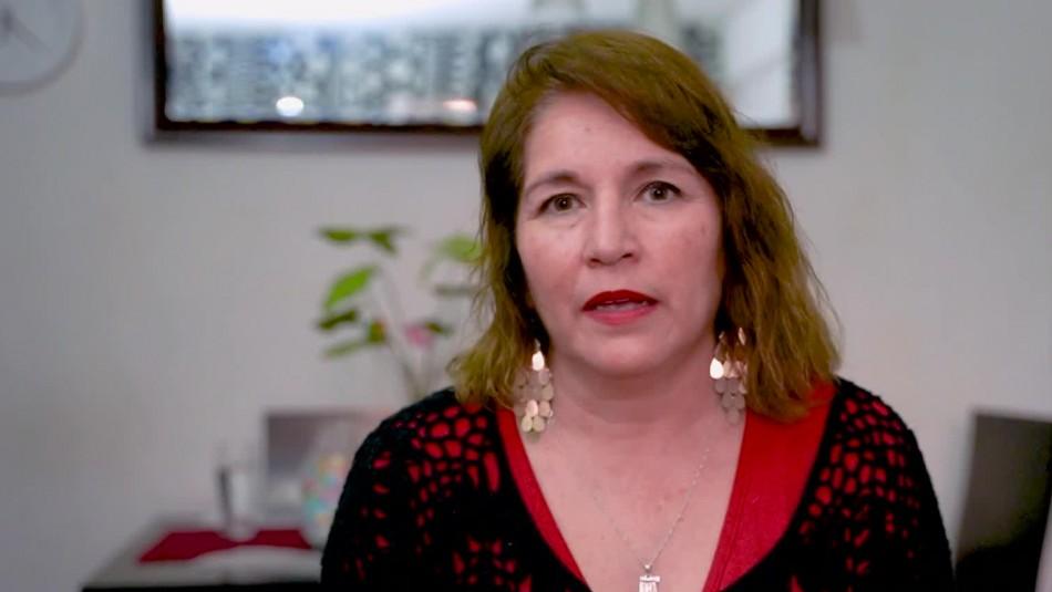 Mujer que ayuda a niños apoya el Rechazo pide cambios ahora en el Sename: