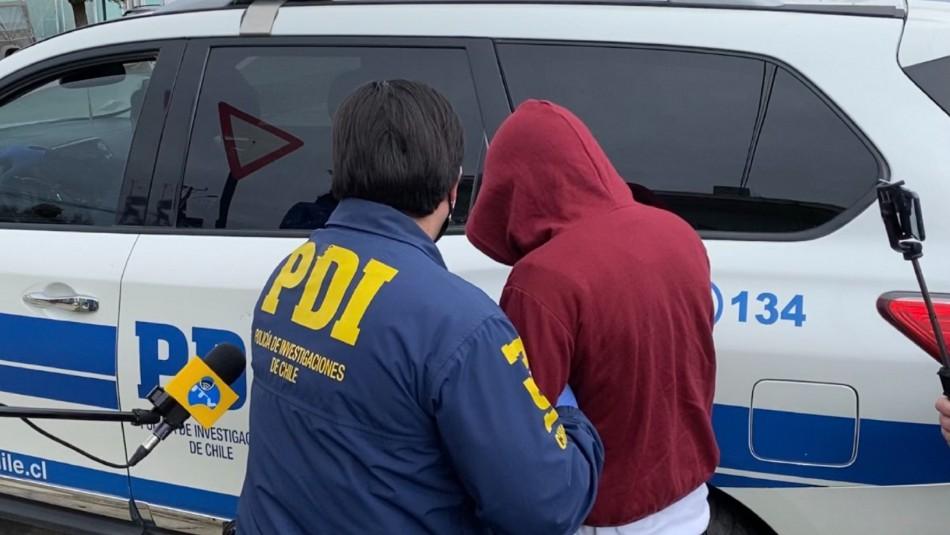 PDI sorprende a 24 personas en fiesta clandestina en Punta Arenas