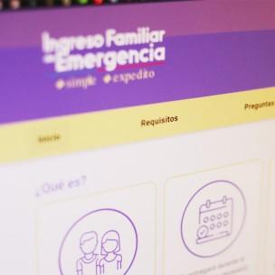 Ingreso Familiar de Emergencia: Revisa el monto del quinto y sexto pago