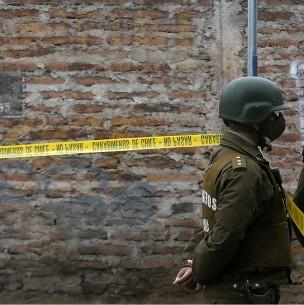 Carabinero es baleado durante procedimiento por presunto robo en Pudahuel